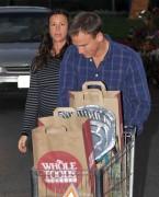 Alanis Morissette leaving Whole Foods in Santa Monica - November 24, 2010