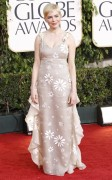 Michelle Williams @ 68th Annual Golden Globe Awards in LA Jan 16th HQ x 2