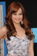 Дебби Райан, фото 11. Debby Ryan arrives at the World Premiere of Disney Pictures' 'Prom' held at The El Capitan Theater on April 21, 2011 in Hollywood, California, photo 11