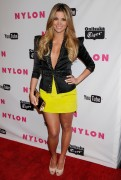 Amber Lancaster at NYLON Magazine May Young Hollywood Celebration, 04.05, x4
