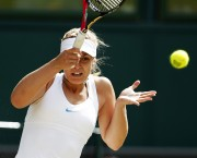 Сабина Лисицки, фото 31. Sabine Lisicki Wimbledon 2011 - SemiFinal Match, photo 31