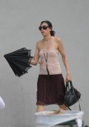 Фамке Янссен, фото 728. Famke Janssen - Out and about in West Village 10/08/'11, foto 728