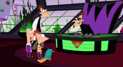 Fineasz i Ferb: Podr� w drugim wymiarze / Phineas and Ferb: Across the Second Dimension (2011) - post #1396644