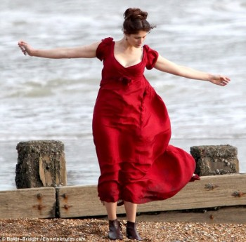 Gemma Arterton - On the Set of 'Byzantium' in Hastings, England  - December 5, 2011 | 11x LQ
