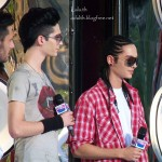 PICS; Tom and Bill kaulitz pictures from 16.07.10 TRL