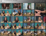 JoAnna Garcia + Jennifer Finnigan -- The View (2010-09-28)
